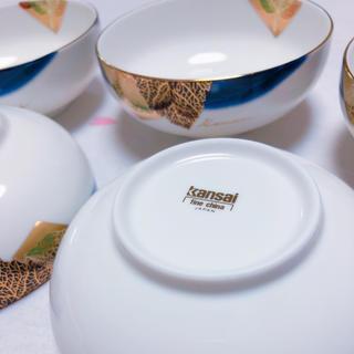 カンサイヤマモト(Kansai Yamamoto)のKansai Yamamoto 小鉢揃 5個セット 盛鉢 12㎝(食器)