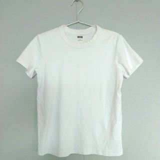 UNIQLO - UniqloU 白Tシャツ Lサイズ