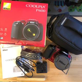 ニコン(Nikon)のNikon COOLPIX P600(コンパクトデジタルカメラ)