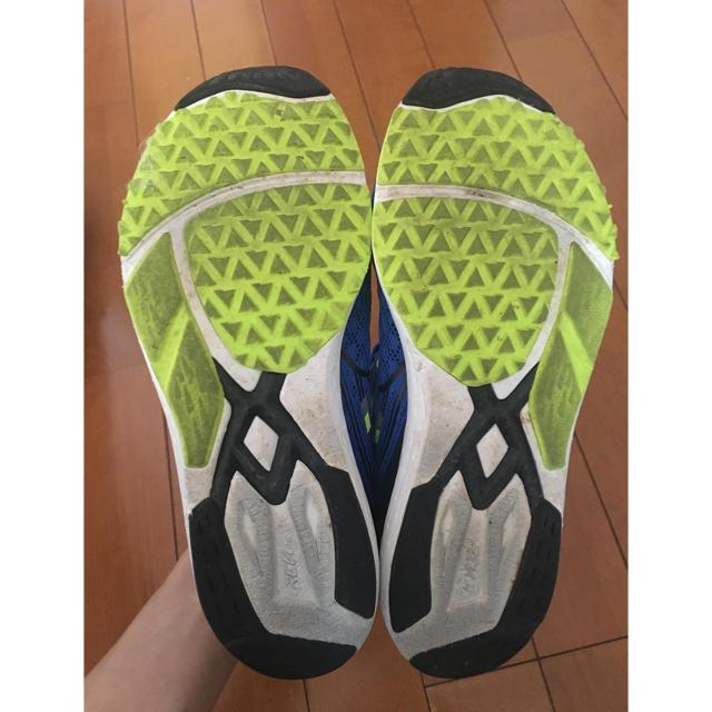 New Balance(ニューバランス)のニューバランス  ハンゾー  HANZO 24.5cm メンズの靴/シューズ(スニーカー)の商品写真