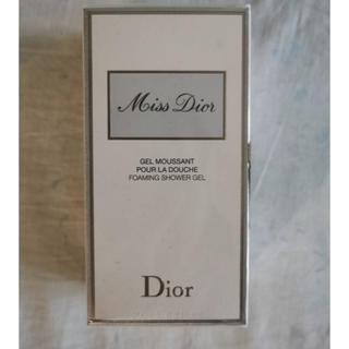 ディオール(Dior)のmiss Dior ボディーソープ(ボディソープ/石鹸)