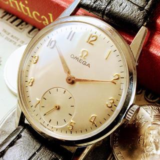オメガ(OMEGA)の#693【OH済みの絶対買いの時計です】メンズ 腕時計 動作良好 オメガ (腕時計(アナログ))