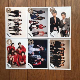 キスマイフットツー(Kis-My-Ft2)のキスマイ公式写真⚡︎集合・混合①(アイドルグッズ)