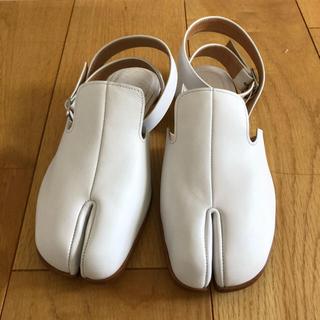 Maison Martin Margiela - 新品未使用マルジェラ足袋サンダル フラットシューズ バレエシューズ  ブーツ