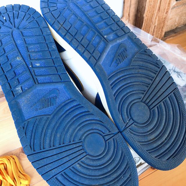 NIKE(ナイキ)のNIKE UNION JORDAN BLUE 28cm メンズの靴/シューズ(スニーカー)の商品写真