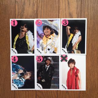 キスマイフットツー(Kis-My-Ft2)のキスマイ公式写真⚡︎藤ヶ谷太輔①(アイドルグッズ)