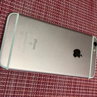 Apple - iPhone 6S 64GB Simフリー ピンクゴールド