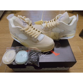 NIKE - 27.5cm Nike Off-White Air Jordan4