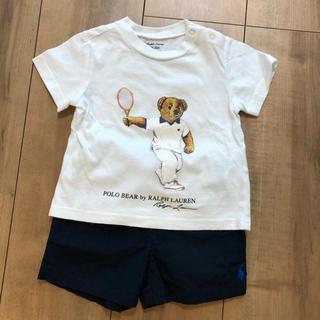 Ralph Lauren - ラルフローレン Tシャツ&半ズボンセット