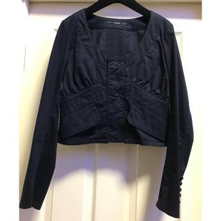 DEUXIEME CLASSE - ❤︎  MuNich   濃紺 ノーカラージャケット ❤︎