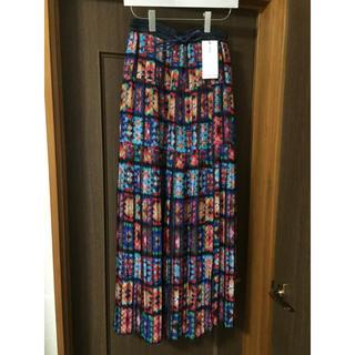 サカイ(sacai)の1新品 sacai サカイ レディース リゾートコレクション ロング スカート(ロングスカート)