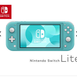 Nintendo Switch - ニンテンドーSwitch  light ターコイズブルー