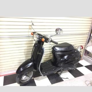 スズキ(スズキ)の埼玉県深谷市 スズキ ベルデ ヴェルデ 原付 スクーター 50cc バイク 黒(車体)
