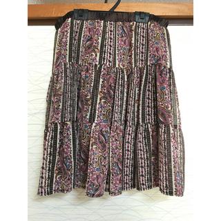 アフリカタロウ(AFRICATARO)のひざ丈スカート(ひざ丈スカート)