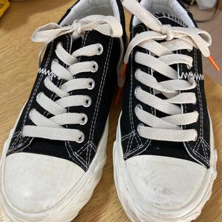 アシナガオジサン(あしながおじさん)の靴(スニーカー)