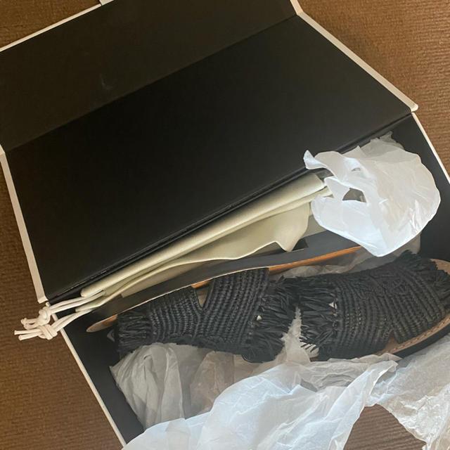 LOEWE(ロエベ)の今季ロエベサンダル  38 未使用 レディースの靴/シューズ(サンダル)の商品写真