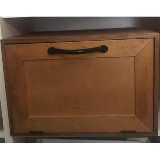 フェリシモ(FELISSIMO)の木のロッカー(棚/ラック/タンス)