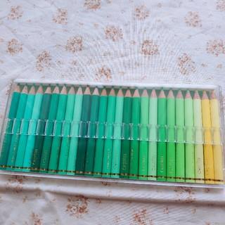 フェリシモ(FELISSIMO)の色鉛筆 フェリシモ カラーミュージアム 25色 B(色鉛筆)