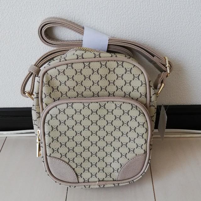 しまむら(シマムラ)のしまむら マカダム柄ショルダーバッグ レディースのバッグ(ショルダーバッグ)の商品写真