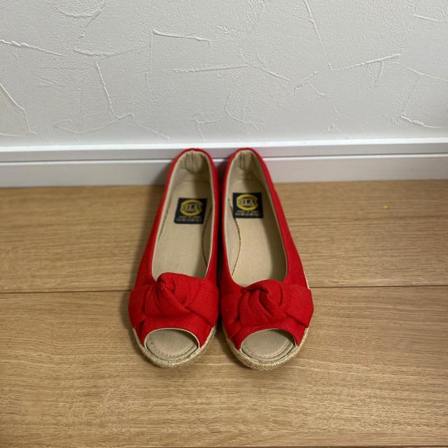 JOURNAL STANDARD(ジャーナルスタンダード)のレリューム♡フラットシューズ リボン レディースの靴/シューズ(サンダル)の商品写真