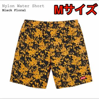 Supreme - Supreme Nylon Water Short Black Floral