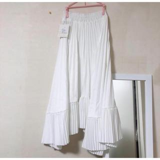 snidel - 大幅値下げ snidel同型 アシメプリーツスカート