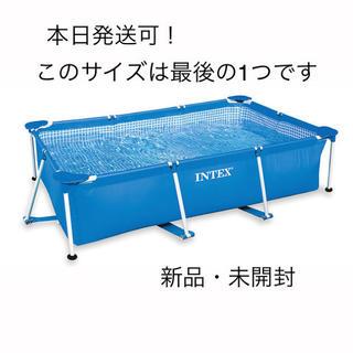 INTEX インテックス 大型 フレームプール(その他)