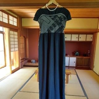 新品兵児帯 ドレス 着物リメイク セミオーダー