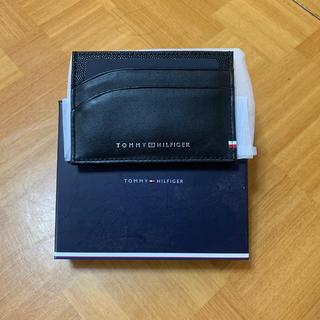 トミーヒルフィガー(TOMMY HILFIGER)のトミーヒルフィガー カードケース(名刺入れ/定期入れ)