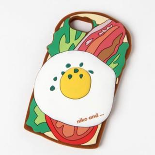 niko and... - パン スマホケース iPhone6・6S・7・8対応