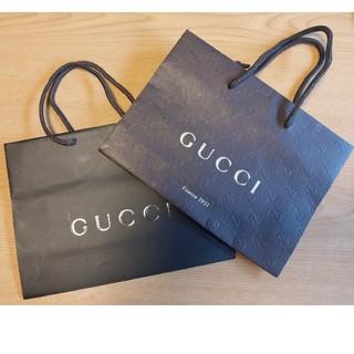 Gucci - GUCCI 紙袋 ショップ袋 ショッパー