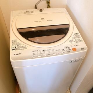 東芝 - 東芝 TOSHIBA AW-60GL(W) 全自動洗濯機