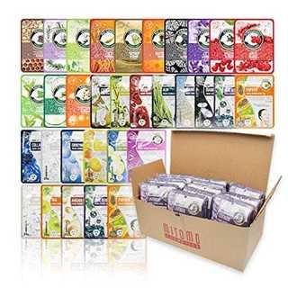 【LBPRKL0100】MITOMO【個別包装福袋100枚】フェイスマスク/日本(パック/フェイスマスク)