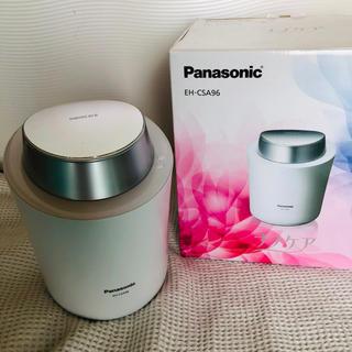 パナソニック(Panasonic)のPanasonic EH-CSA96-P スチーマーナノケア(フェイスケア/美顔器)