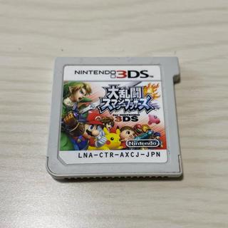 ニンテンドー3DS(ニンテンドー3DS)の大乱闘スマッシュブラザーズ  3DS ソフトのみ(携帯用ゲームソフト)