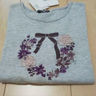 BeBe - BEBE☆新品長袖Tシャツ130