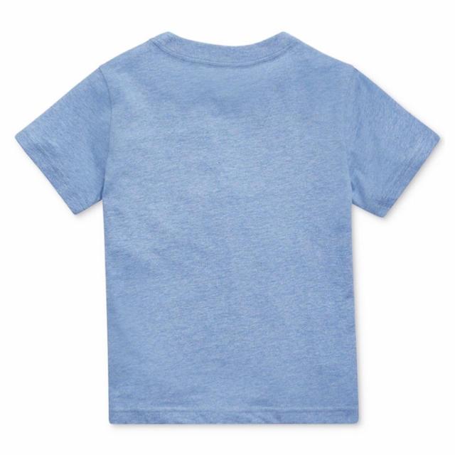 POLO RALPH LAUREN(ポロラルフローレン)の【RALPH LAUREN】キッズ コットン Tシャツ キッズ/ベビー/マタニティのキッズ服男の子用(90cm~)(Tシャツ/カットソー)の商品写真