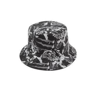 ザラ(ZARA)の411-1メンズ 日よけ帽子 男女兼用 ストリート系 キャペリン帽 2020新作(ハット)