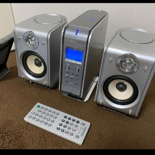 SONY - ソニー LAM-Z05  CD MDプレイヤー