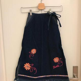 バービー(Barbie)の美品❣️ちょっと生意気なロングスカート120cm(その他)