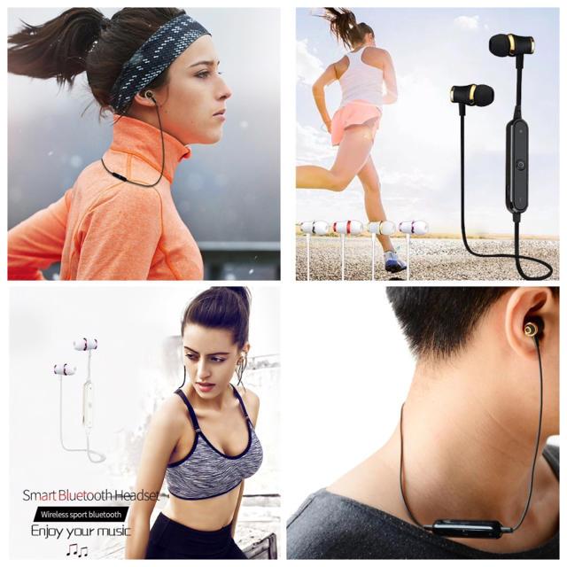 Bluetooth イヤホン ワイヤレスイヤホン  iPhone アンドロイド スマホ/家電/カメラのオーディオ機器(ヘッドフォン/イヤフォン)の商品写真