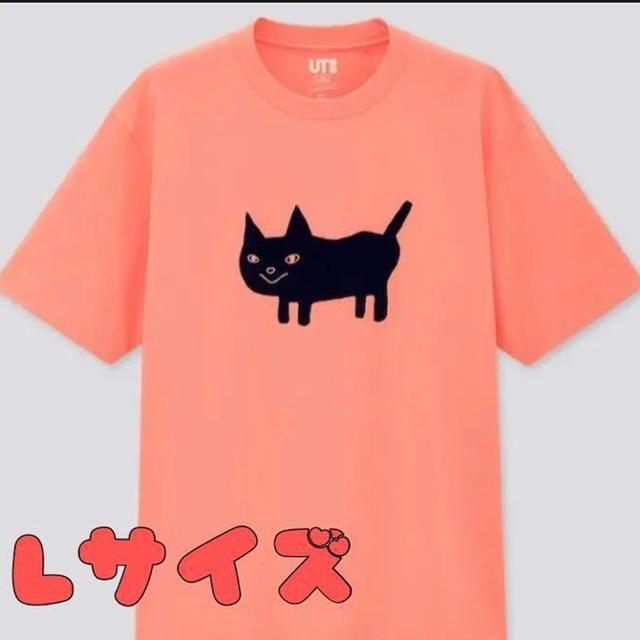 UNIQLO(ユニクロ)の★えりりん様専用★米津玄師 コラボUT Tシャツ Lサイズ 送料無料 レディースのトップス(Tシャツ(半袖/袖なし))の商品写真