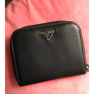 PRADA - PRADA  二つ折り財布 😘中古