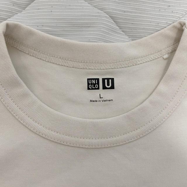 UNIQLO(ユニクロ)のユニクロ クルーネックT レディースのトップス(Tシャツ(半袖/袖なし))の商品写真