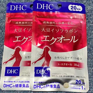 ディーエイチシー(DHC)のDHC エクオール 2袋(その他)