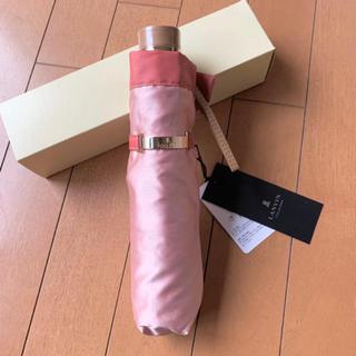 ランバンコレクション(LANVIN COLLECTION)の◎happyangel 様◎LANVIN collection 折りたたみ傘(傘)