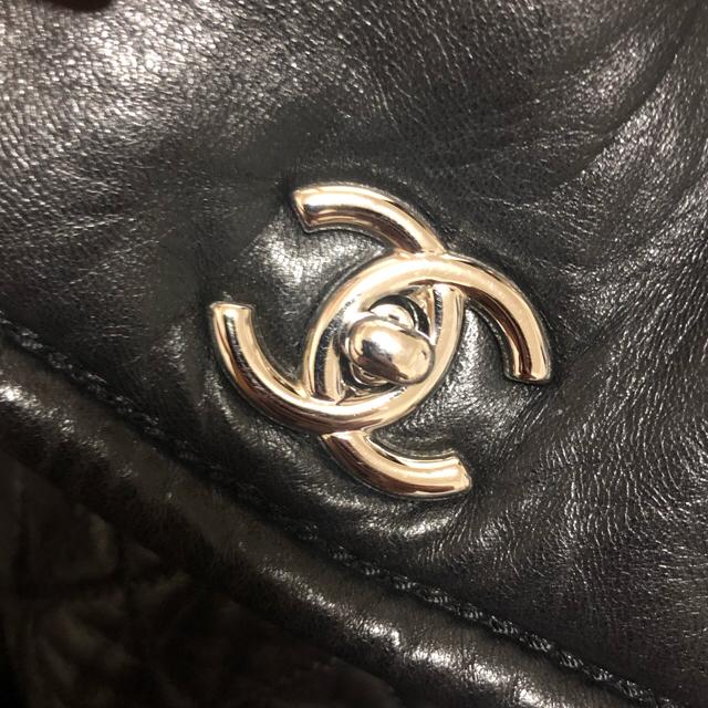 CHANEL(シャネル)のシャネル リュック 美品 正規品  専用です レディースのバッグ(リュック/バックパック)の商品写真