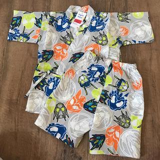 バンダイ(BANDAI)の新品 未使用 甚平 仮面ライダーゼロワン甚平 光る甚平 110 パジャマ(甚平/浴衣)
