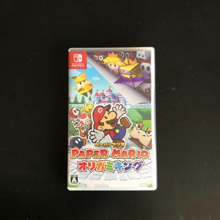 Nintendo Switch - ☆ペーパーマリオ オリガミキング Switch