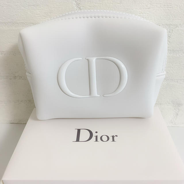 Dior(ディオール)のディオール ポーチ ノベルティ レディースのファッション小物(ポーチ)の商品写真